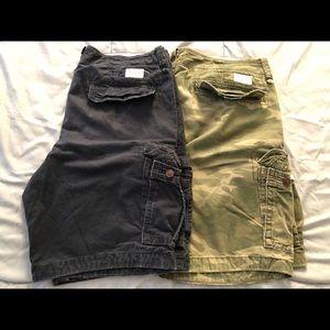 Men's A&F Cargo Shorts